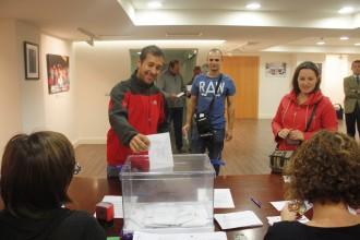 JxSí guanya en el vot exterior però no serveix per aconseguir el desè diputat