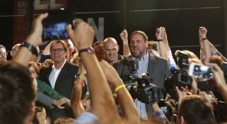 Vés a: De les plebiscitàries del 27-S a la qüestió de confiança: un any de turbulències