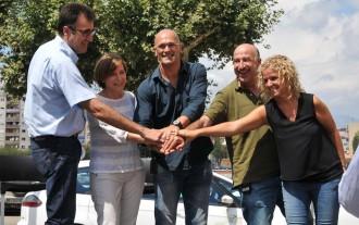 Junts pel Sí copa la representació ebrenca al Parlament