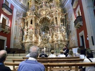 Catalònia Sacra mostra els retaules barrocs del Solsonès