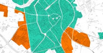 El «Sí» guanya a la zona nord de Reus i el «no» arrassa als barris del sud