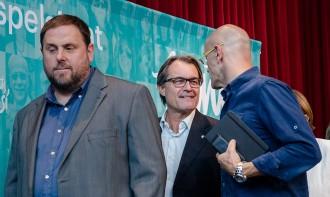 Vés a: Mas president i Junqueras vicepresident, darrera proposta de Junts pel Sí a la CUP