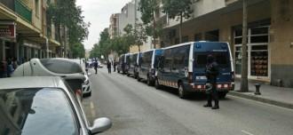 Set detinguts en un operatiu policial contra el tràfic de drogues al Vendrell