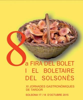 LA 8a Fira del Bolet i el boletaire inclou enguany un sopar-concert al nucli antic