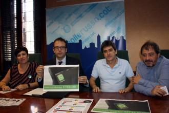 La biblioteca de Mollerussa incorpora el Whatsapp com a nou canal per millorar la informació