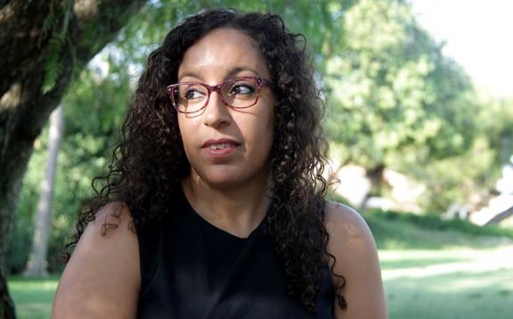 Najat El Hachmi: «L'escriptura em serveix per pal·liar l'enyorança de l'amazic»