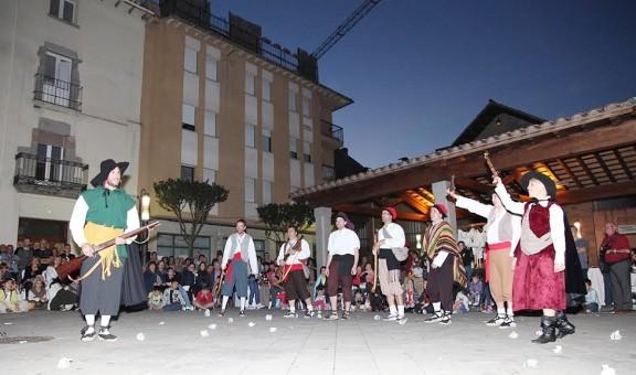 La llegenda d'en Serrallonga torna a Sant Hilari Sacalm