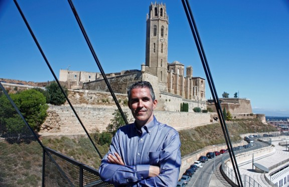 Jorge Soler: «Amb les barbaritats del PP, entenc que molts catalans siguin independentistes»