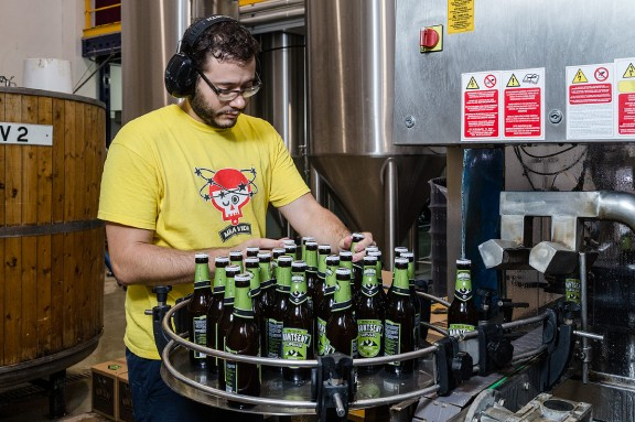 Les visites d'Osona Turisme es reprenen amb cerveses i castanyes