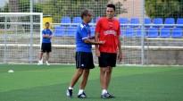 Natxo González: «Venim d'una dinàmica positiva i la volem mantenir»