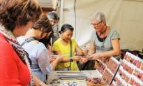 El segon Vitrum omple de visitants els carrers i places de Vimbodí i Poblet