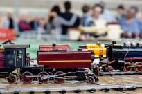 La Festa del Tren de Santa Eugènia es consolida com un dels referents del sector