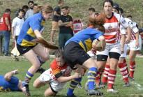 El Rugby Manresa femení s'estrena amb bones sensacions tot i perdre