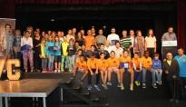 Sant Vicenç reconeix els millors esportistes del municipi