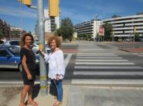 CiU urgeix a una millor regulació semafòrica a la rotonda de Copa d'Or