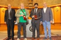 Balaguer entrega els XXVI premis Jaume d'Urgell