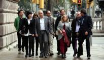 Joan Cañada diu que l'organització del 9-N va recaure en els voluntaris a partir de la suspensió del Constitucional