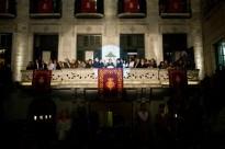 Jordi Bosch dóna el tret de sortida a les Fires de Sant Narcís de Girona