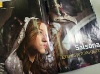 La revista francesa «Pyrénées» dedica un reportatge al patrimoni geganter solsoní