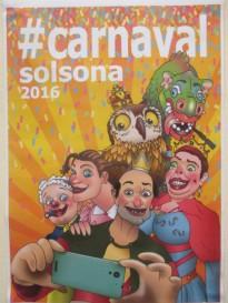 El Carnaval de Solsona ja té cartell oficial per l'edició del 2016