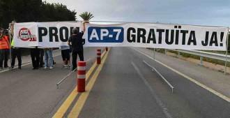 La Diputació s'afegeix al clam per la gratuïtat de l'AP-7