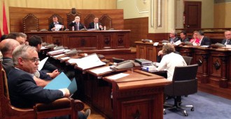 La Diputació de Tarragona s'adhereix a l'AMI amb una votació individual