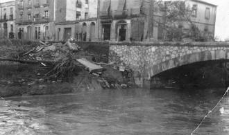 Es busquen imatges històriques del riu Fluvià