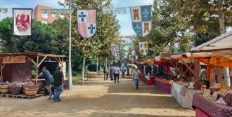 La Fira Medieval de Reus torna al barri Antic Velòdrom aquest cap de setmana