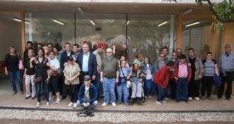El Taller Baix Camp inaugura un nou centre ocupacional al centre de la ciutat