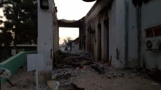 Un bombardeig dels EUA causa 19 morts en un hospital a l'Afganistan