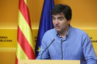 Vés a: Sergi Sabrià: «Ens vam presentar amb el compromís que Mas seria el president i no hi renunciarem»