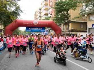 Més de dues mil persones a la 5a edició de la cursa En Marxa per la Paràlisi Cerebral