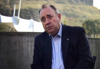 Alex Salmond: «A Escòcia hem tingut el procés sense el resultat i a Catalunya heu aconseguit el resultat sense el procés»