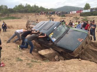 Rècord de participació en la 9a Land Rover Party