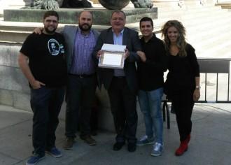 Els JSC de la Catalunya Central homenatgen Joan Canongia
