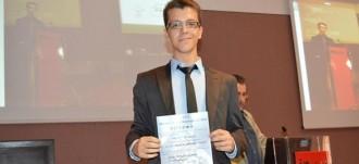 Premien un estudiant vendrellenc al concurs de Joves Investigadors