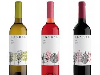 El celler Abadal presenta Abadal Blanc, Abadal Rosat i Abadal Franc