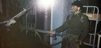 Dos dels detinguts per l'atac a l'Estrep són de la Hermandad de Legionarios
