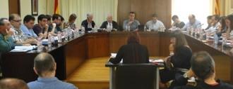 Calafell acaba aprovant el pressupost amb els vots d'ERC i la negativa de C's