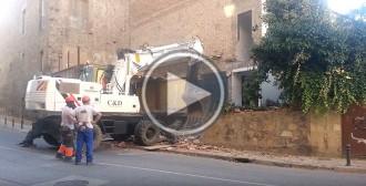 Les màquines entren a la Sala Ciutat