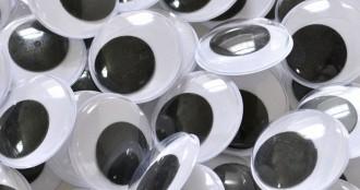 'Eyebombing', la pràctica de col·locar els ulls 'googly' a les coses