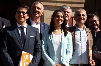 Vés a: Inés Arrimadas: «Exerciré com a líder de l'oposició»