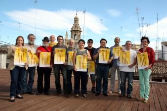 Vés a: La manifestació del 9 d'Octubre reclamarà un nou finançament per al País Valencià