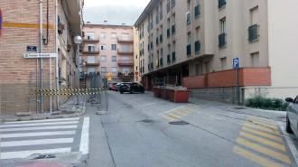 Sant Joan de les Abadesses millora l'accessibilitat als carrers Manigosta i Maragall