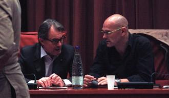 Vés a: Romeva assistirà a la conferència política de la CUP aquesta tarda