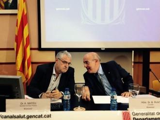 Vés a: Dimiteix Antoni Mateu, el fins ara secretari de Salut Pública de la Generalitat