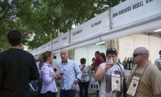 Arriba la 6a Mostra de Vi i Gastronomia amb un dia més de fira