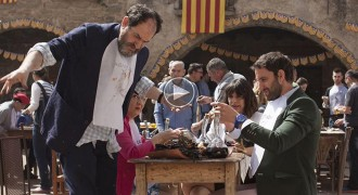 Un andalús, una basca, i un català a... el tràiler d'«Ocho apellidos catalanes»