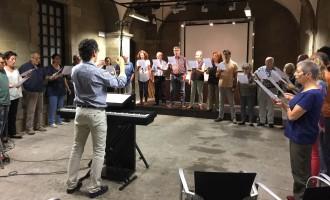 L'Orfeó Manresà enregistra els Goigs de l'Hospital de Sant Andreu