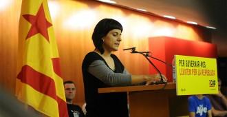 La CUP insisteix que no donarà suport a la investidura d'Artur Mas